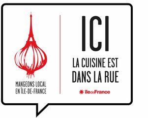 Logo Ici la cuisine est dans la rue